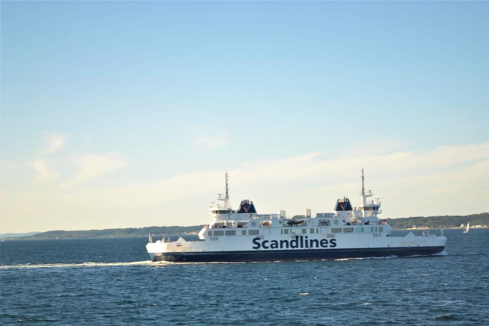 traghetto Scandlines
