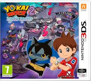 Rom Yo-kai Watch 2 Psychic Specters 3DS