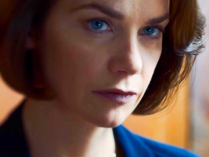 Oslo, da HBO, estrelado por Ruth Wilson e Andrew Scott, estreia este mês