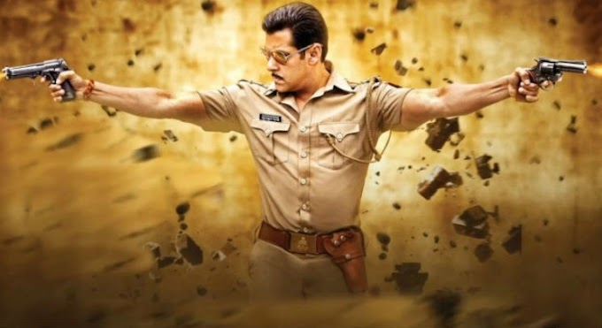 Dabangg 3 full movie 720p download TamilRocker
