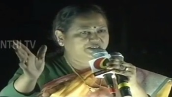"""TASMAC Shops Will Be Closed in DMDK-PWF-TMC Governance"" – Premalatha Vijayakanth"