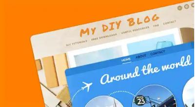 [100% FREE] Blog के लिए Template कहाँ से डाउनलोड करे?