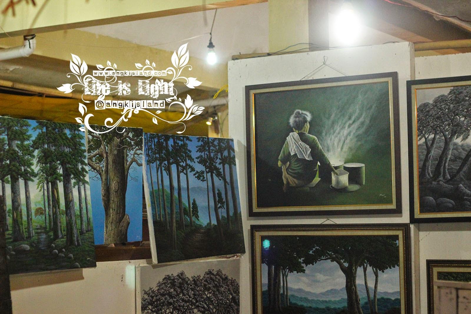 lukisan Jogja