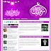 8 Colorful Free Premium Islamic Blogspot Template