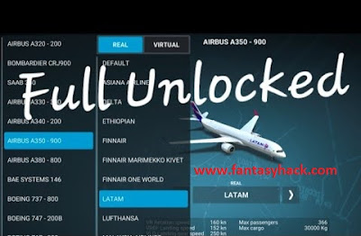 Download Free RFS - Real Flight Simulator Full Unlock 100% working and Tested for IOS and Android.