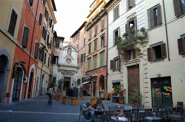 Compras em Roma - Via dei Giubbonari