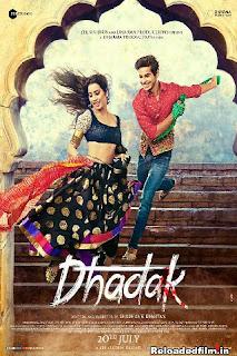 Dhadak 2018 Full Hindi Movie 480p 720p 1080p Download HD Filmywap