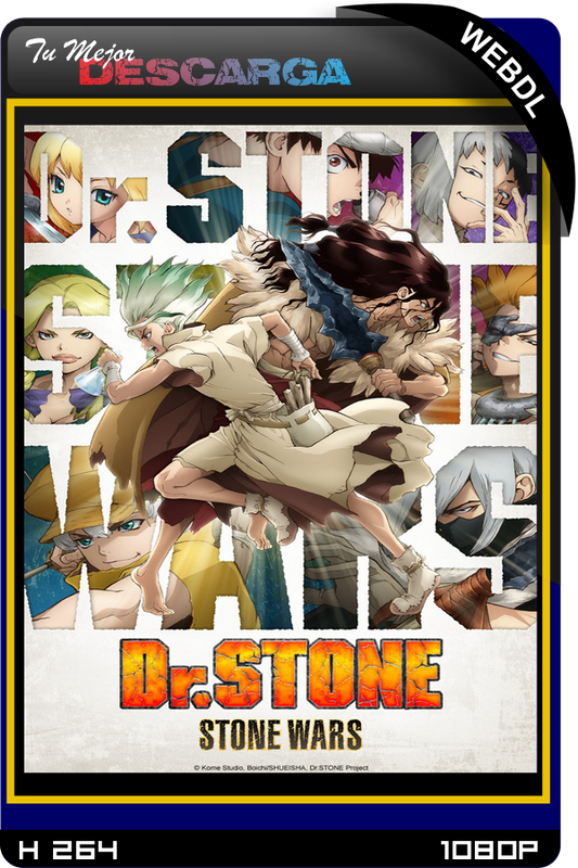 Dr. Stone T2