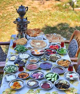 bizimköy kahvaltı konyaaltı antalya