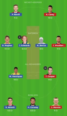 NSW vs SAU dream 11 team | SAU vs NSW
