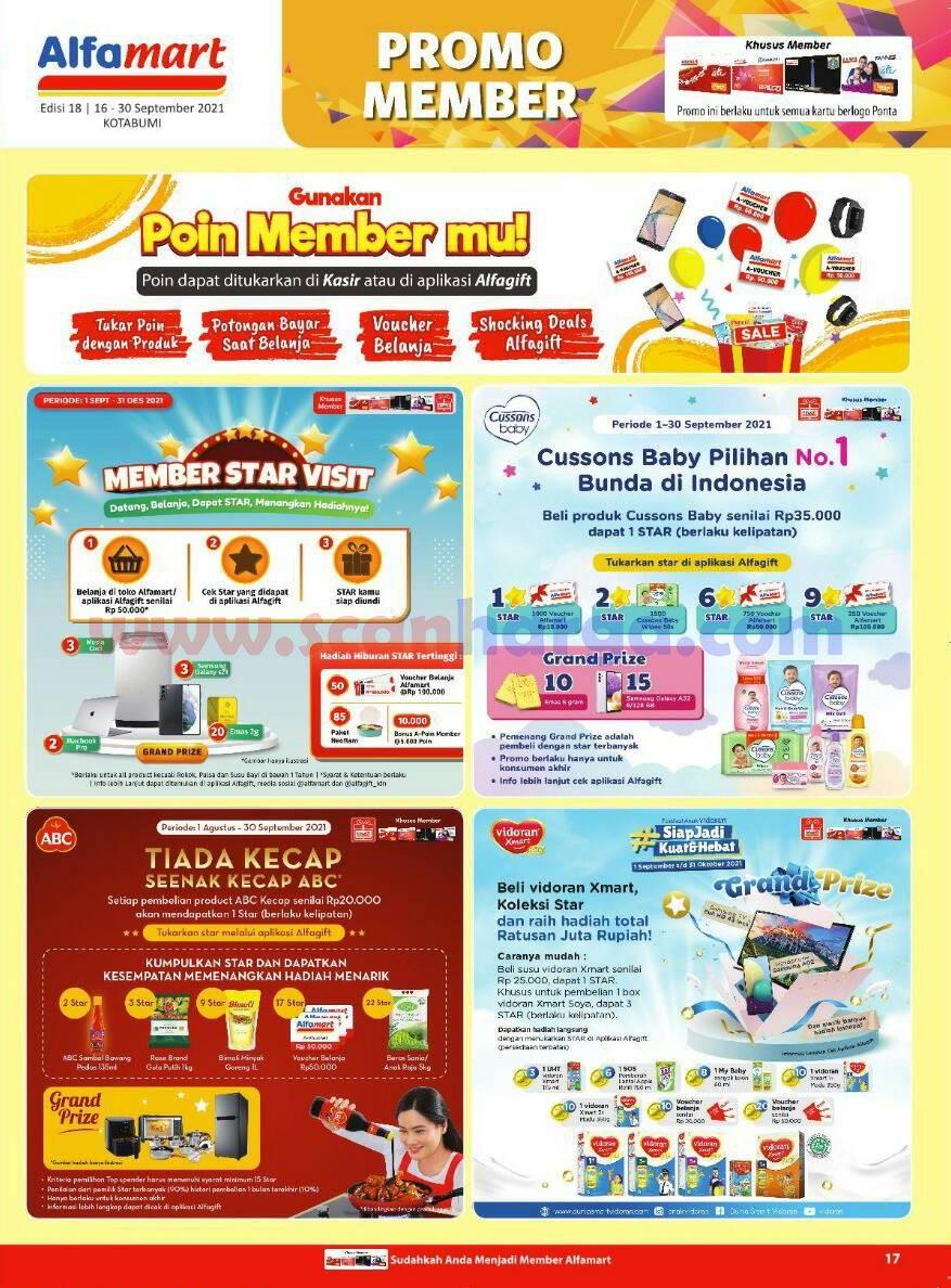 Katalog Alfamart Promo Terbaru 16 - 30 September 2021 17