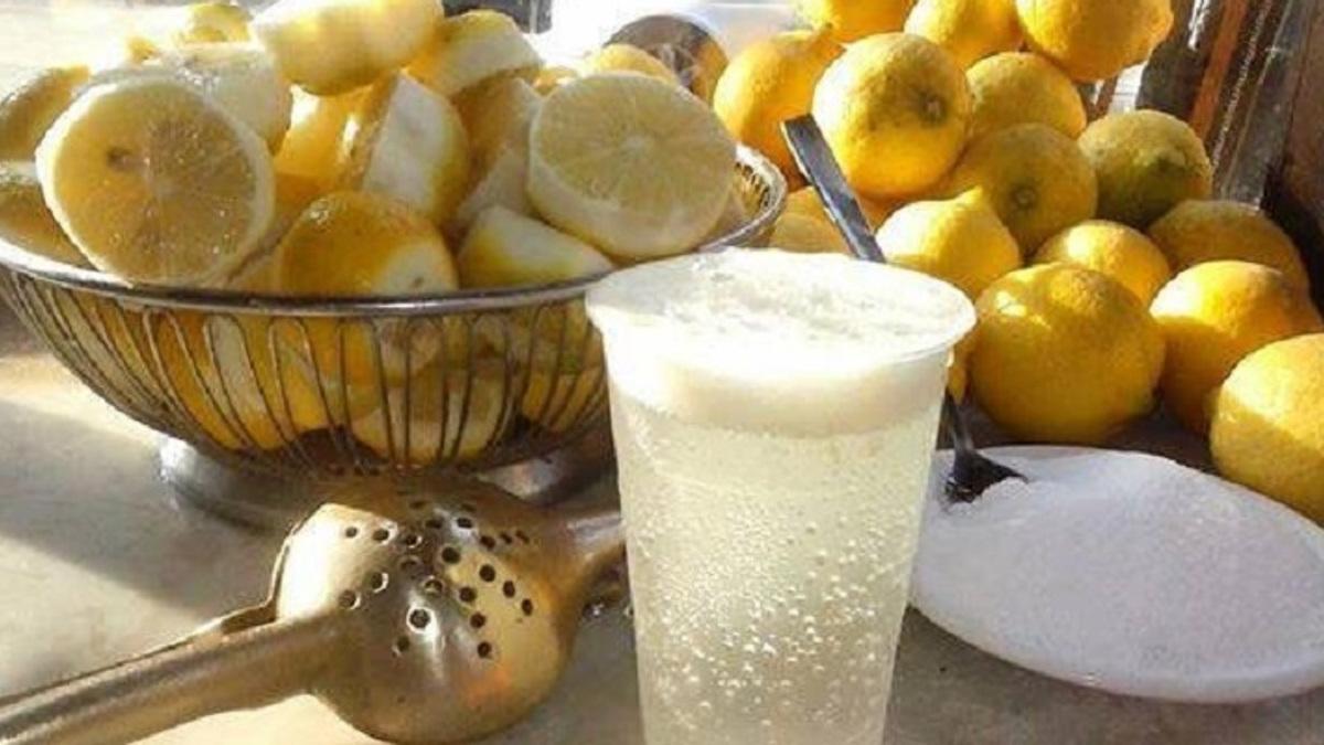 selz e limone e sale