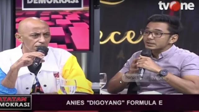 Bela Anies, Geisz ke Dedek Prayudi: Ucapan Itu Hasil dari Penghakiman!
