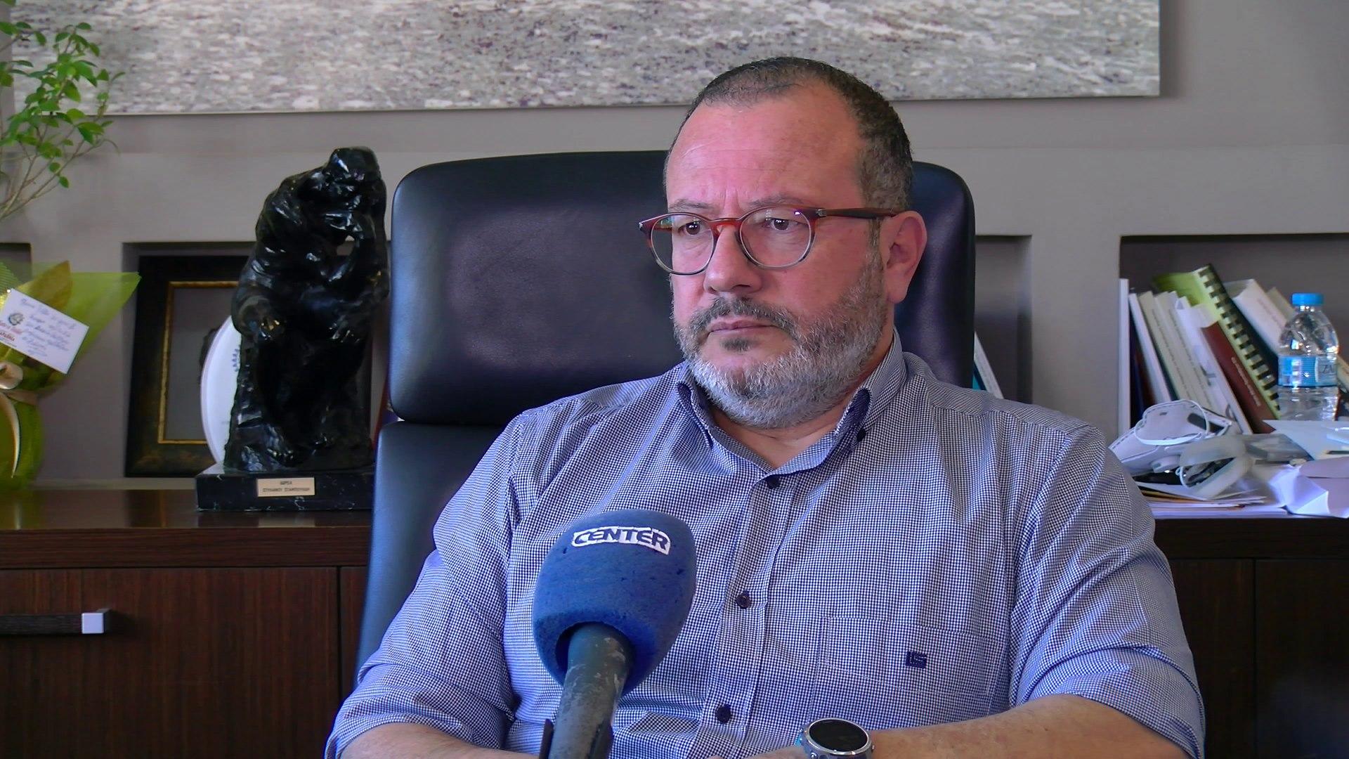 Θετικός στον κορονοϊό ο Δήμαρχος Κομοτηνής Γιάννης Γκαράνης