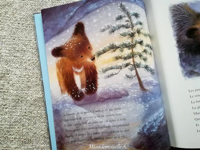 || Le premier Noël de l'ours (Présentation & Avis)(Chut, les enfants lisent # 90)