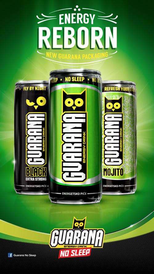 energi drikke barn