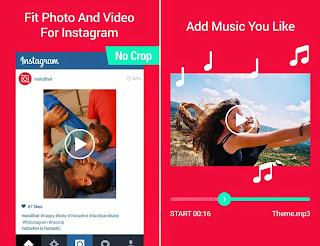 Upload Video Instagram Full No Crop Video Editor Instagram .APK
