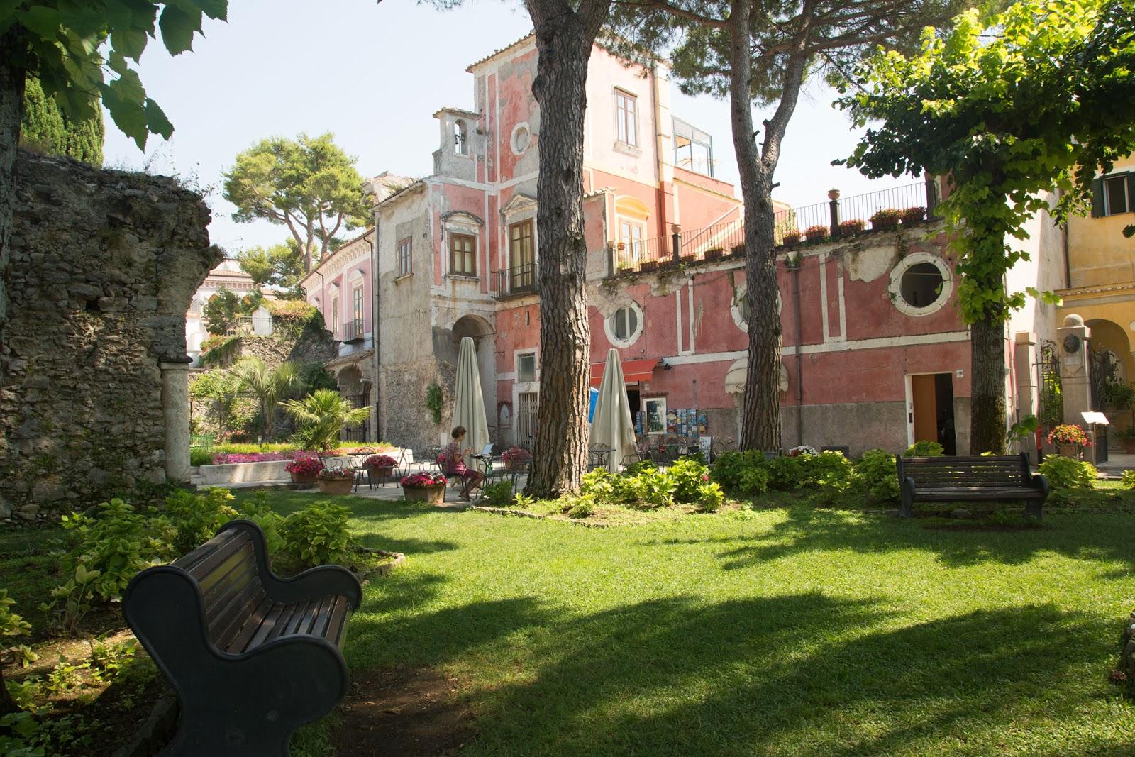 Not Bored In The Amalfi Coast Italy Ravello Not Bored Ny