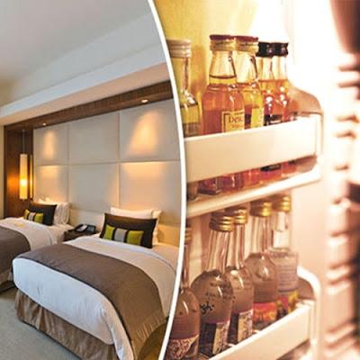 Tủ mát minibar khách sạn