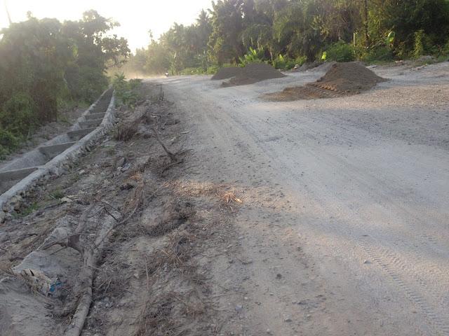 Jalan lingkar utara Tanjungbalai.