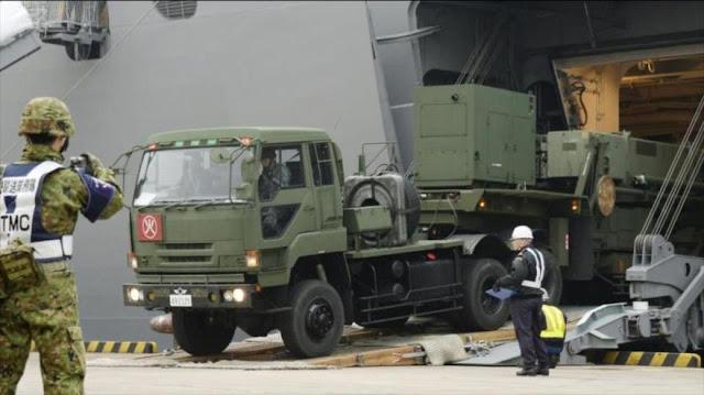 """""""Japón perdería la paciencia y derribaría misiles de Pyongyang"""""""