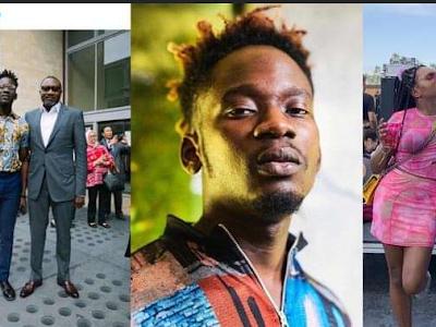 Nigerians react as Femi Otedola celebrates Mr Eazi on his birthday