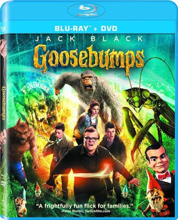 Goosebumps 1080p Latino