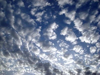 fractus clouds - Καιρός 30/12-2/1/2018: Aίθριος καιρός με την θερμοκρασία στους +17οC