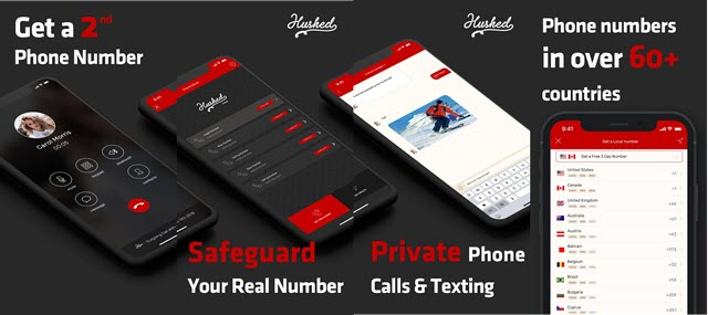 hushed-app-android