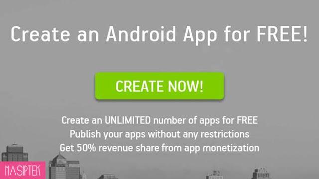 Membuat Blog Menjadi Aplikasi Android (Apk) Dengan Mudah