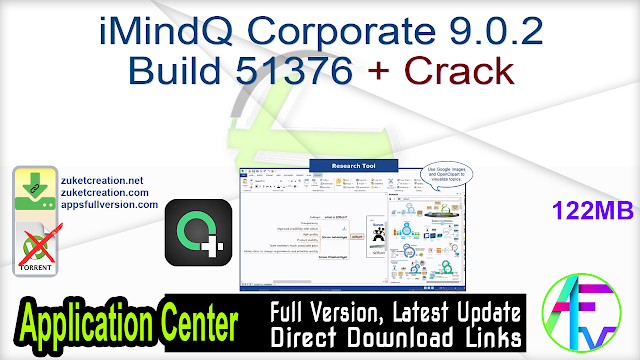 iMindQ Corporate 9.0.2 Build 51376 + Crack