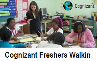 Cognizant Off Campus Drive for Engineer Trainees: Multiple Locations