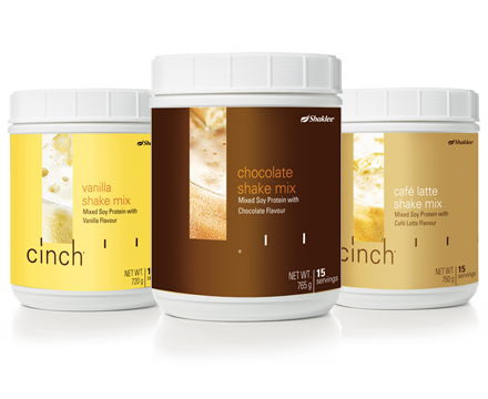 Cinch® Shake Mix.