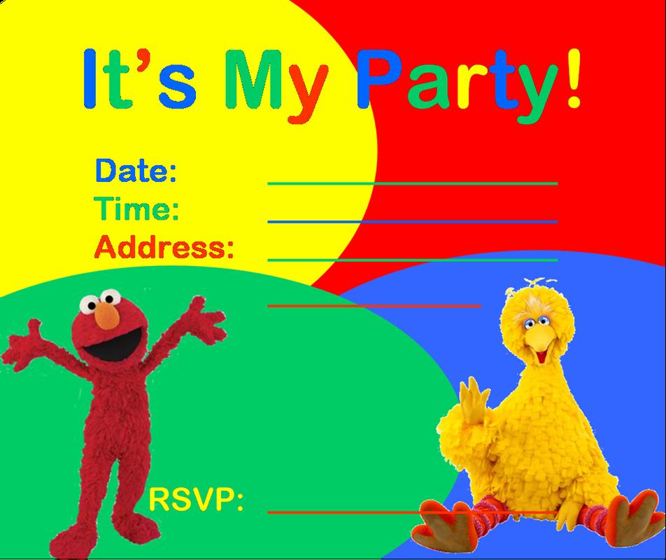 Sesame Street in Colored Polka Dots: Free Printable Kit ...