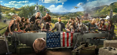Far Cry 5 Specs 4K Resolution Requirements;
