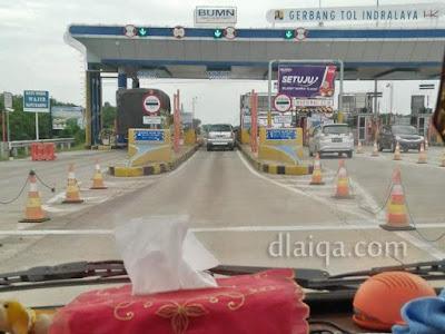 Gerbang Tol Indralaya