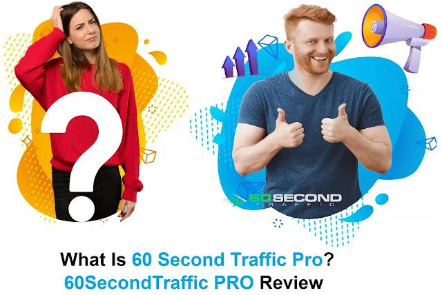1. 60 Second Traffic Pro App