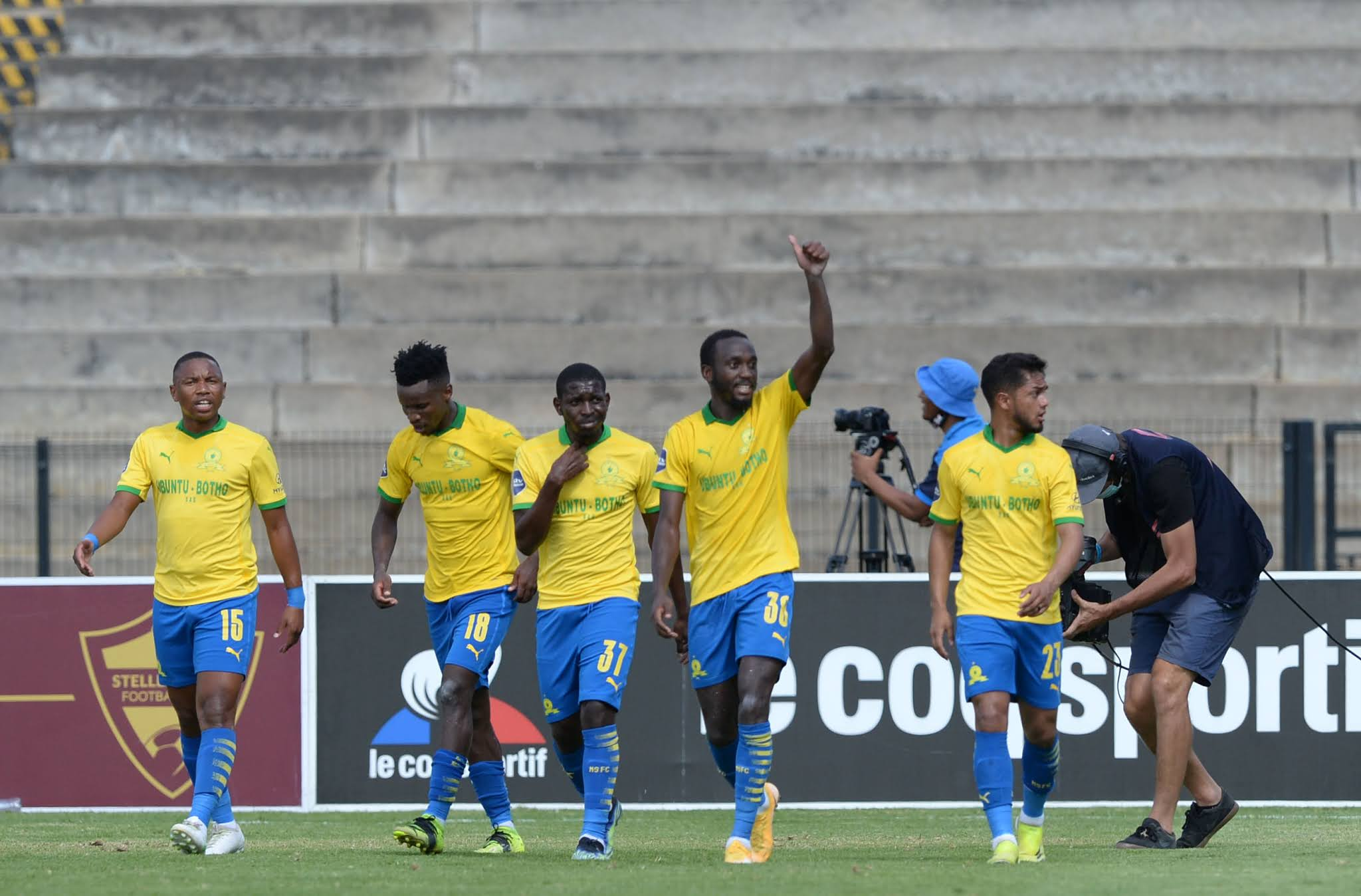 Champions Mamelodi Sundowns will return to DStv Premiership action following their CAF Champions League conquests