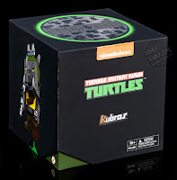 San Diego Comic-Con 2016 Mattel Exclusive KUBROS TEENAGE MUTANT NINJA TURTLES – MICHELANGELO VS. ROCKSTEADY SPECIAL EDITION SET