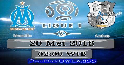 Prediksi Bola855 Marseille vs Amiens 20 Mei 2018