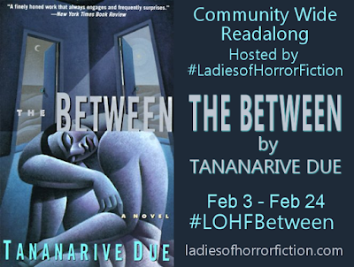 community wide readalong of The Between by Tananarive Due