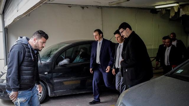 Το θρίλερ με τους «οκτώ» τούρκους στρατιωτικούς