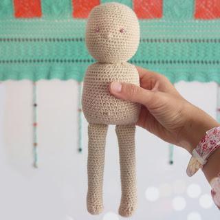 crochet doll tutorial