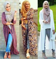 Tips Memilih Model Cardigan yang Cocok Bagi Hijabers