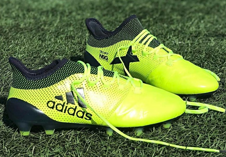new pictures next gen adidas x 17 leather 2017 18 boots. Black Bedroom Furniture Sets. Home Design Ideas