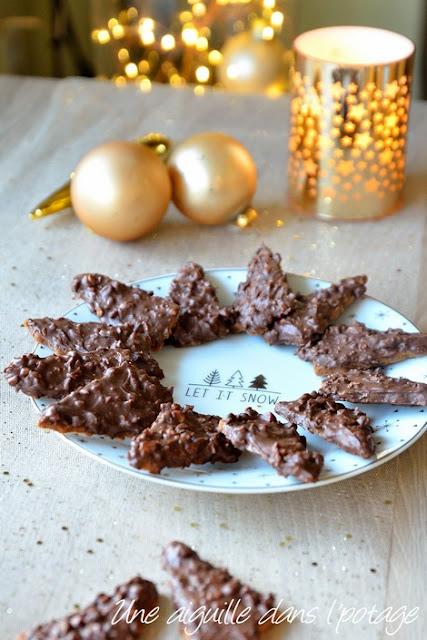 Sablé- croustillant-chocolat- lait-noisettes -Croq'lait-Sébastein Bouillet)