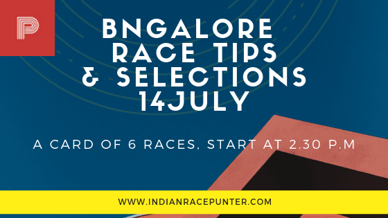 Bangalore Race Tips 14 July