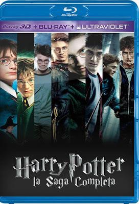 Harry Potter SAGA BDRip HD 1080p Latino