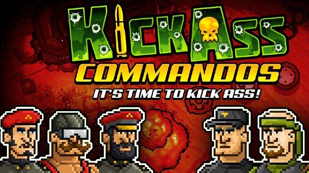 [Προσφορά Indiegala]: Δωρεάν το εκρηκτικό Kick Ass Commandos!