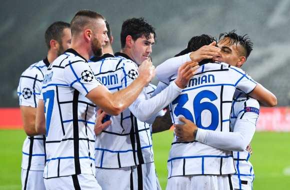 Napas Inter Milan di Liga Champions Belum Habis